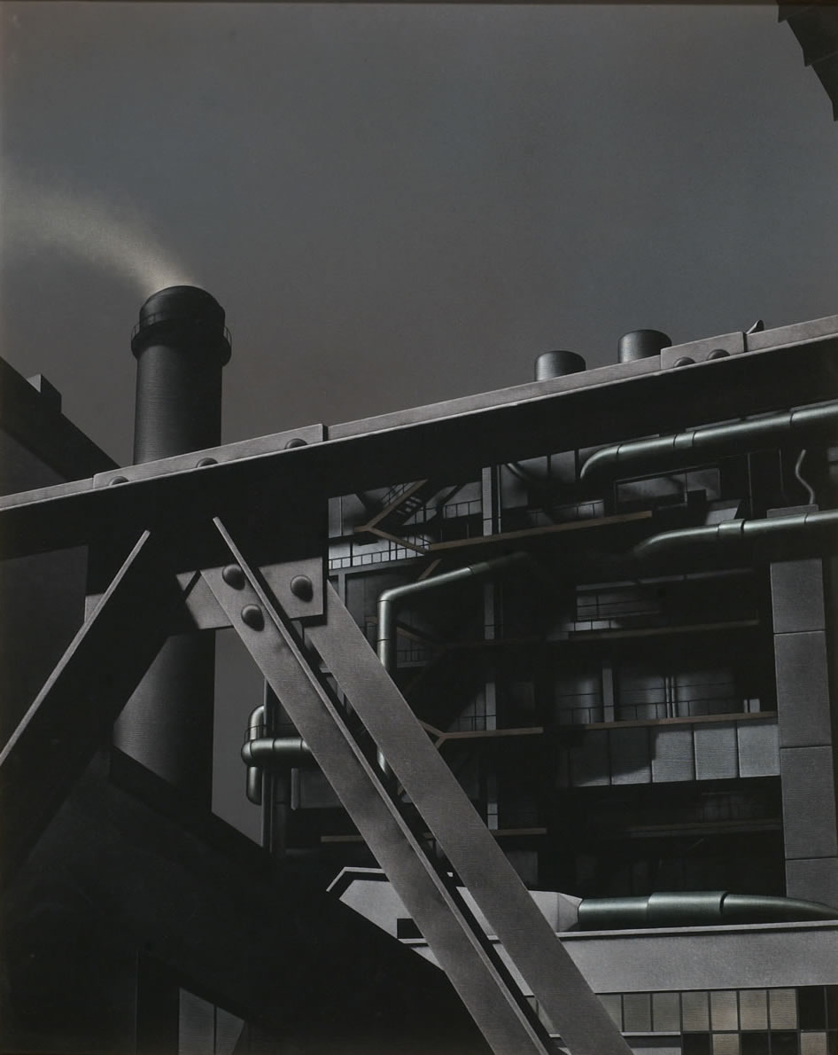 Fidolini Marco-Ciminiera e generatore - 1982