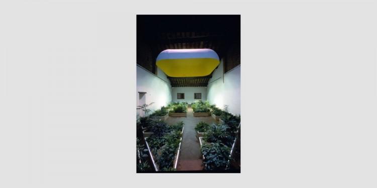 Massimo-Bartolini-Head-n.7-garden-1998