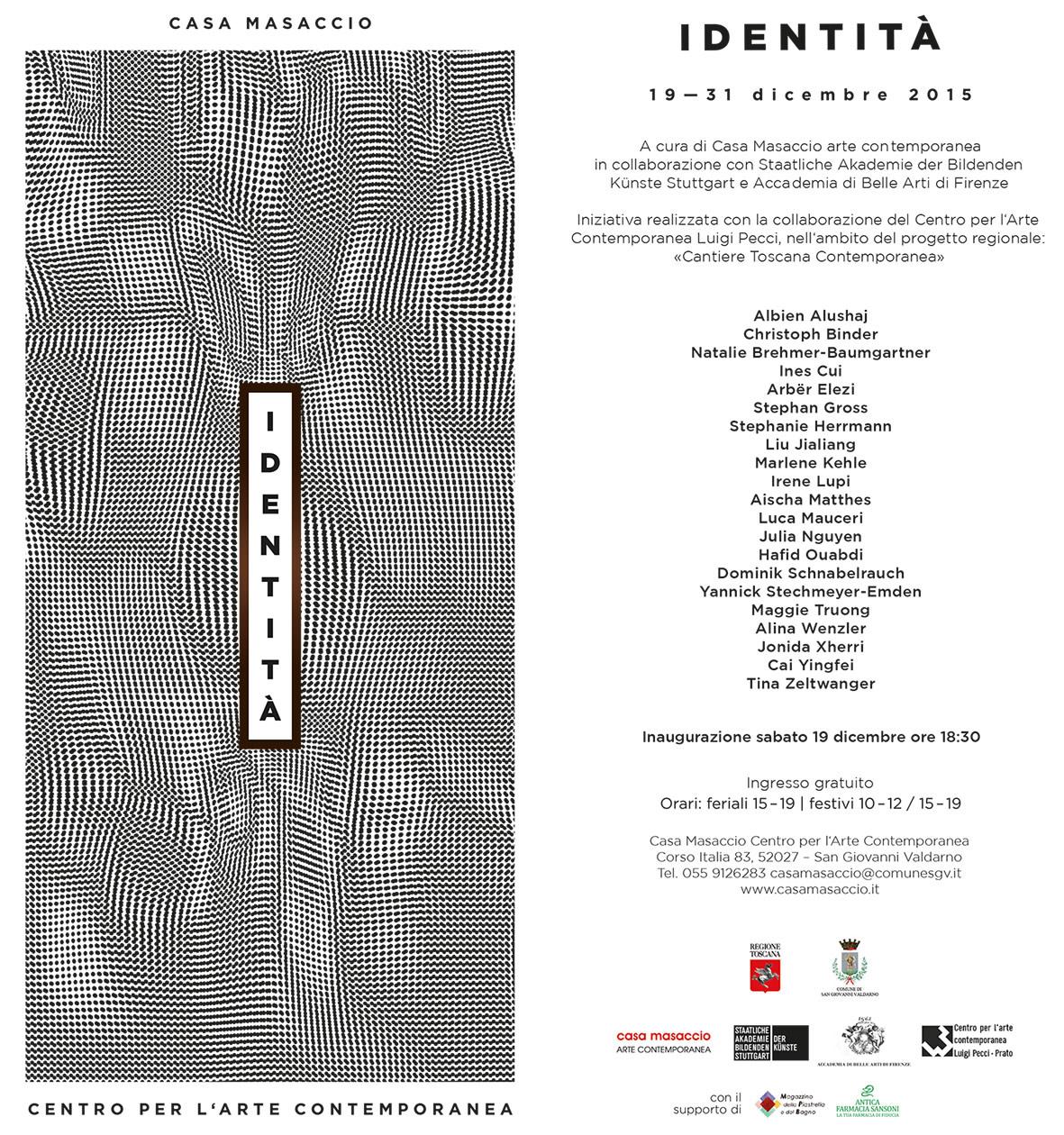 Flyer Identita