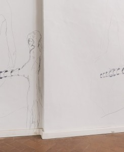 49. Enrico David, Untitled, 2017. ©dell'Artista, Courtesy Michael Werner Gallery, New York-Londra. Foto OKNOstudio