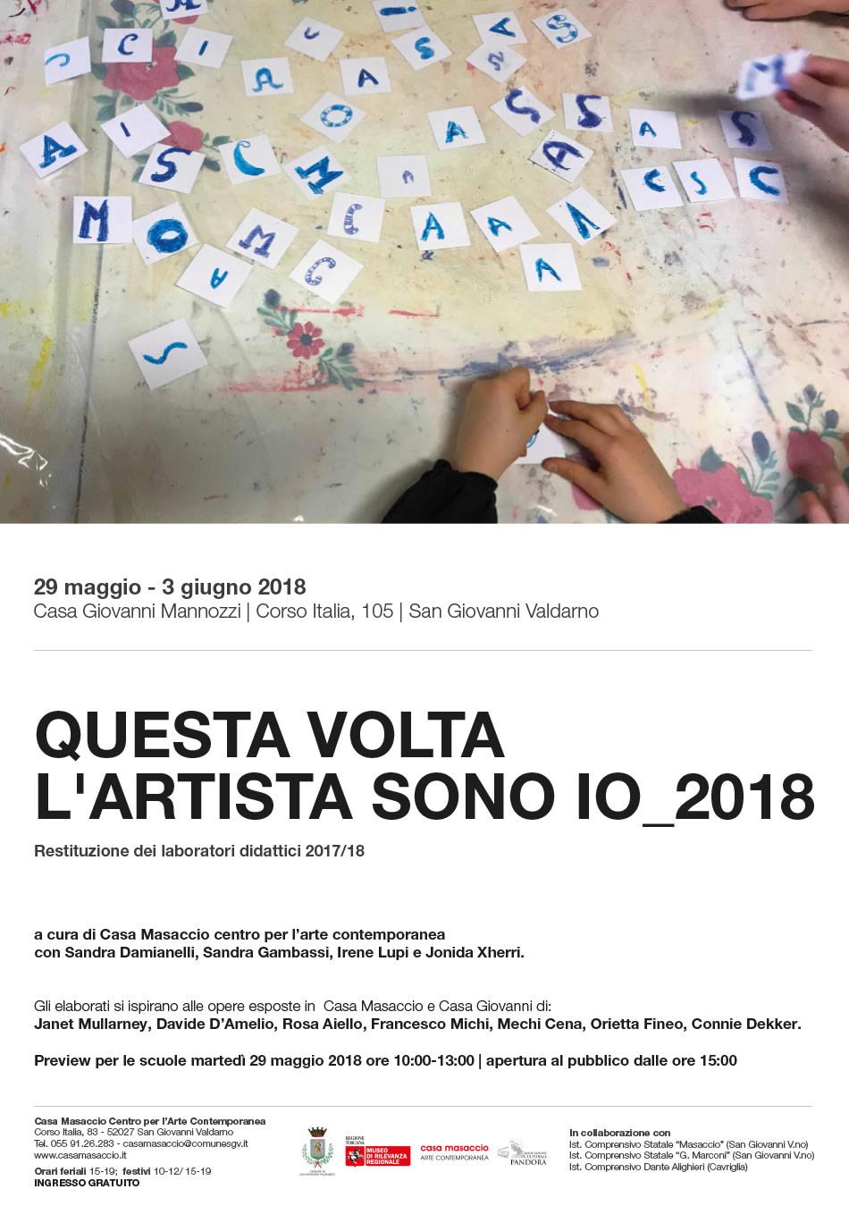 MANIFESTO_questa-volta-l'artista-sono-io_2018