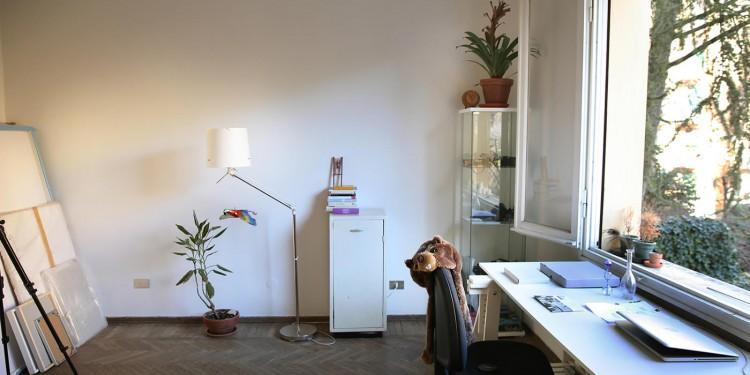 Rachele Maistrello 2018 studiovisit casamasaccio