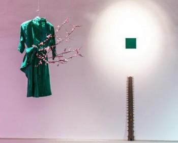 12_Cinzia Ruggeri, Casa Masaccio Centro per l'Arte Contemporanea, installation view living room, first floor entrance on the right side, ph OKNOstudio