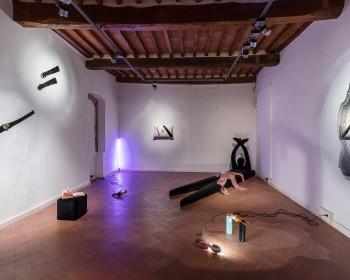 33_Cinzia Ruggeri, Casa Masaccio Centro per l'Arte Contemporanea, installation view sleeping room, first floor entrance on the left side, ph OKNOstudio