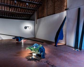 42_Cinzia Ruggeri, Casa Masaccio Centro per l'Arte Contemporanea, installation view loft, second floor, ph OKNOstudio