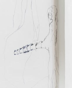 52. Enrico David, Untitled, 2017. ©dell'Artista, Courtesy Michael Werner Gallery, New York-Londra. Foto OKNOstudio