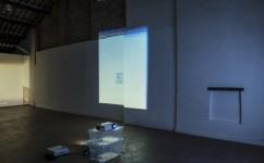 35_ Lee Kit, Linger on, your lit-up shade, Casa Masaccio Centro per l'Arte Contemporanea. Veduta della mostra. Foto OKNOstudio.