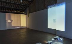 36_ Lee Kit, Linger on, your lit-up shade, Casa Masaccio Centro per l'Arte Contemporanea. Veduta della mostra. Foto OKNOstudio.