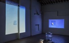 41_Lee Kit, Linger on, your lit-up shade, Casa Masaccio Centro per l'Arte Contemporanea. Veduta della mostra. Foto OKNOstudio.